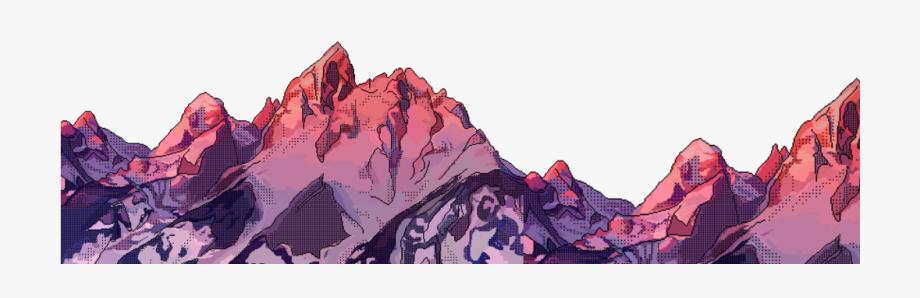 Hill Clipart Mount.