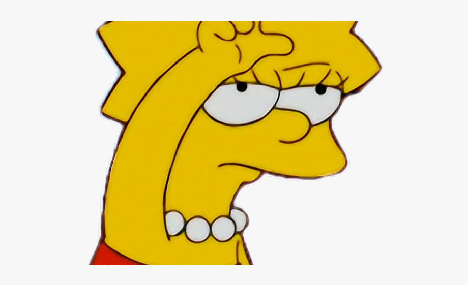 Aesthetic Clipart Simpsons.