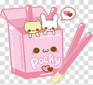 Pocky PNG clipart images free download.