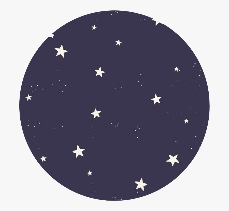 Transparent Stars In Space Clipart.