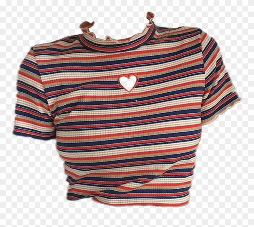 aesthetic #png #stripes #shirt #cute #clothes #niche.