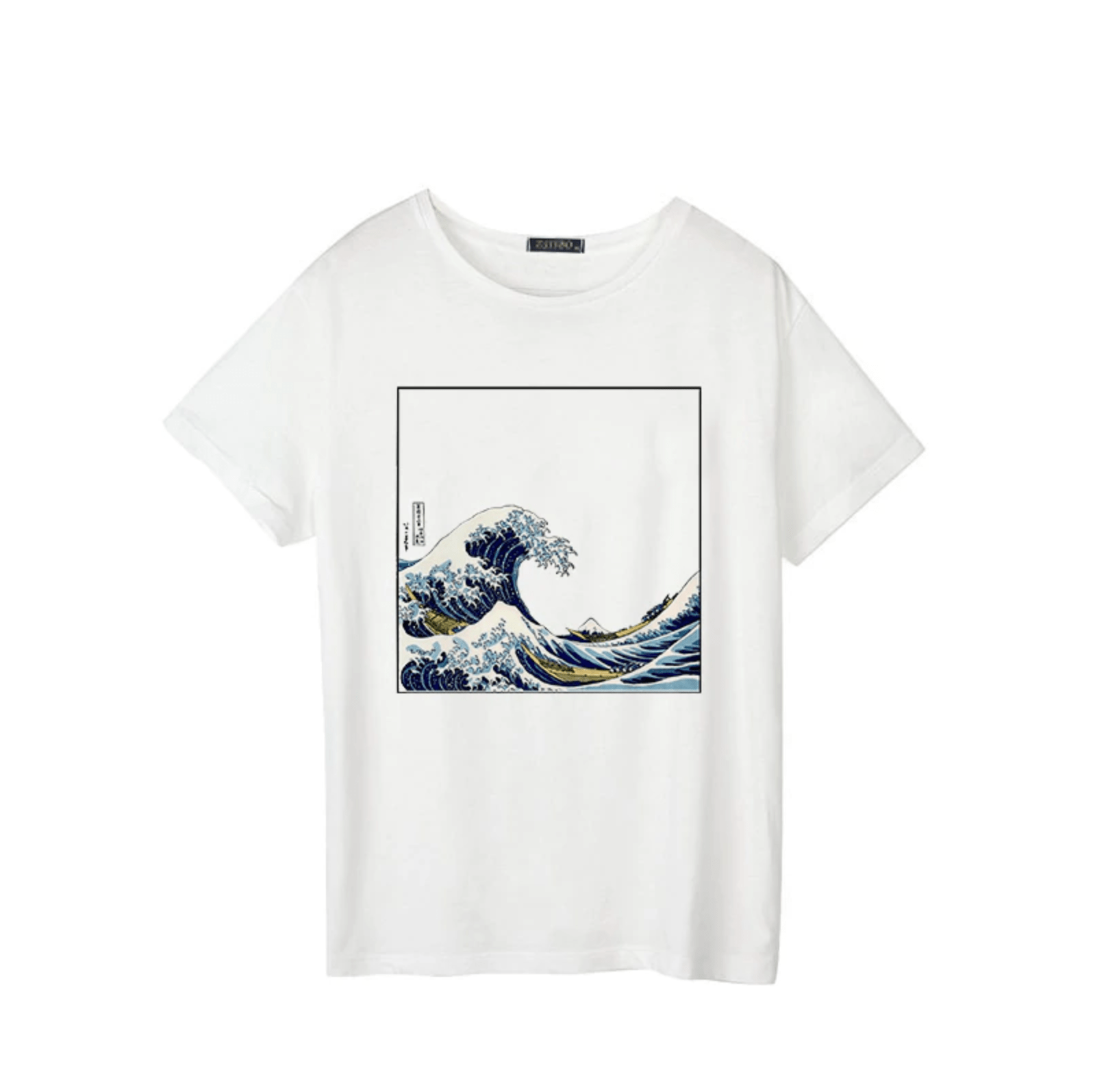 Aesthetic waves t.