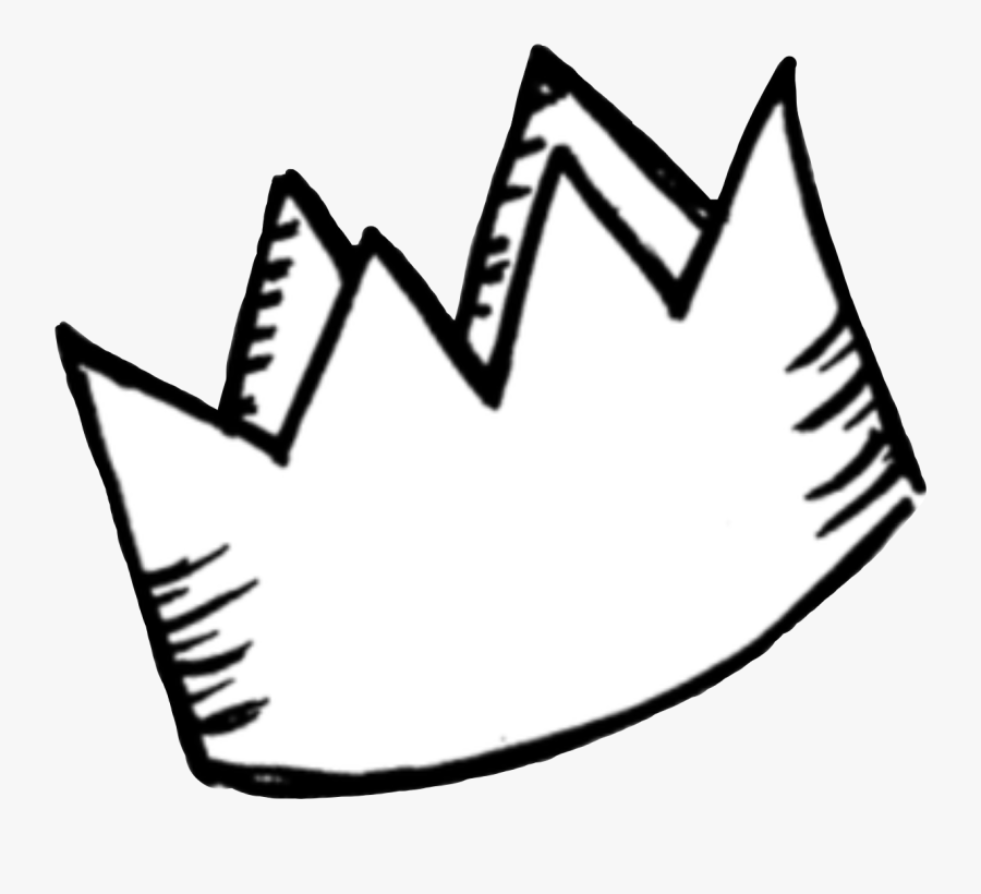 Sticker Png Tumblr White Crown Cute Aesthetic Royalty.