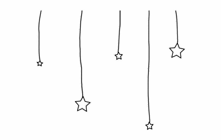 Cute Doodle Kpop Kawaii Stars Aesthetic Parallel.