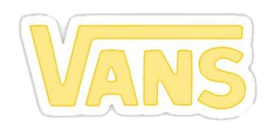 Vans Clipart Aesthetic.