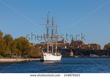 Skeppsholmen Stock Photos, Royalty.