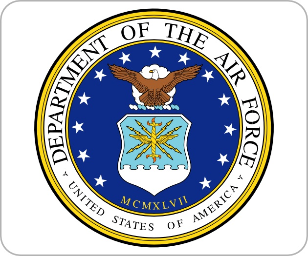 Air Force Emblem Clip Art.