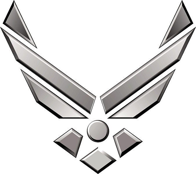 Air force wings clipart 6 » Clipart Station.