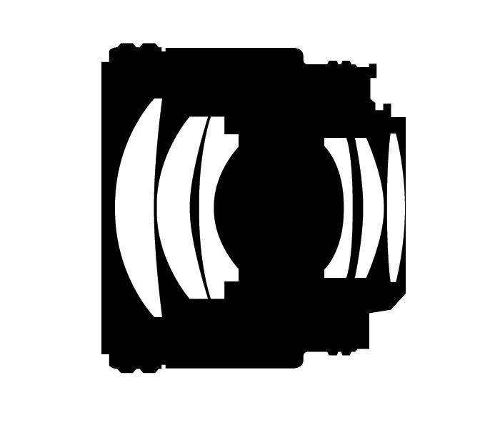 Clipart Nikon Len.