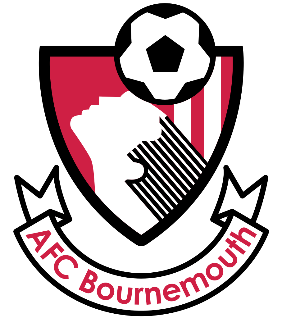 Afc Bournemouth Logo transparent PNG.