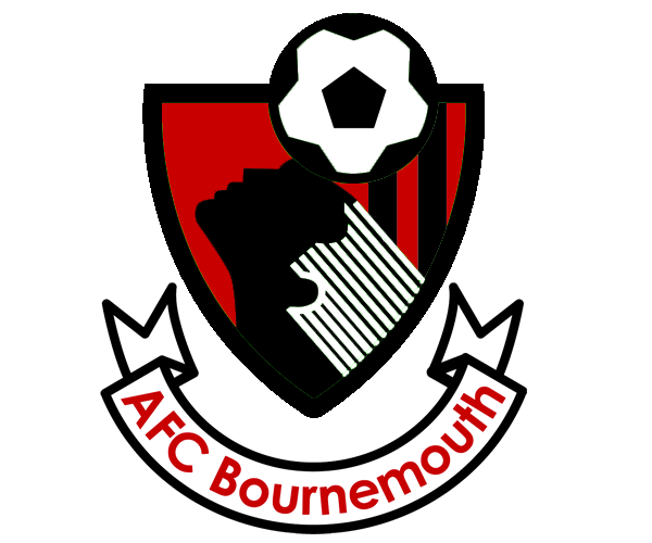 Bournemouth Fc Logo Vector PNG Transparent Bournemouth Fc Logo.