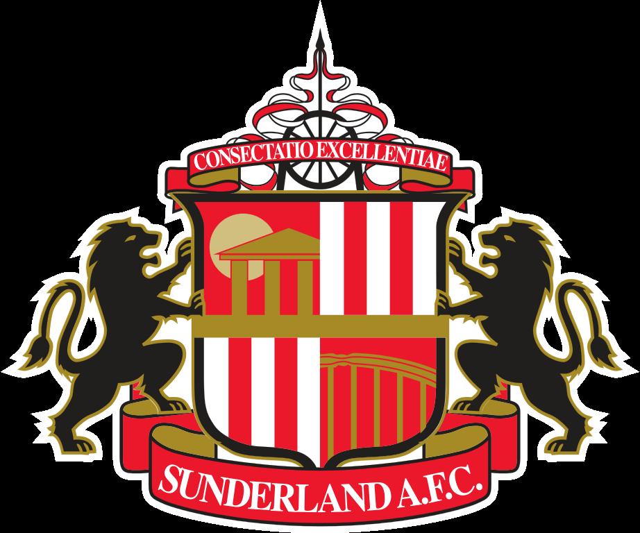Sunderland Afc Logo transparent PNG.