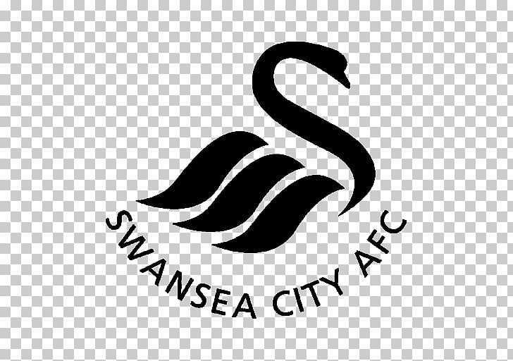 Swansea City A.F.C. Logo Football Emblem, football PNG.