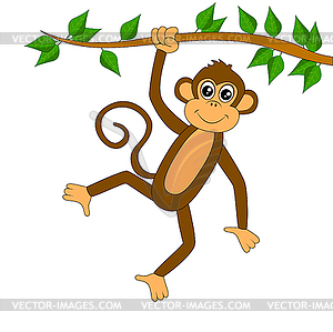 Affe clipart 12 » Clipart Station.
