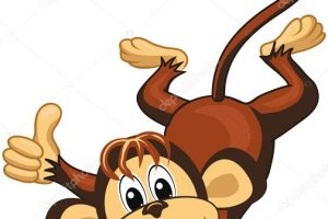 Affe klettern clipart 5 » Clipart Station.