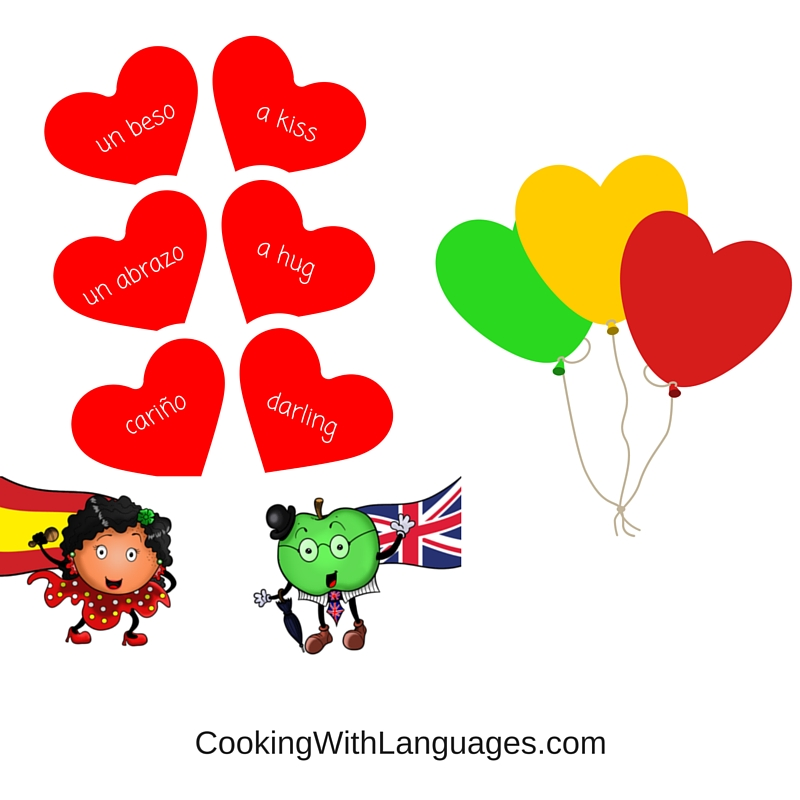 Valentine\'s Day: Showing Love and Affection in Spain.