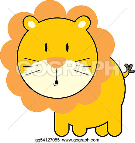 lion baby clipart #16