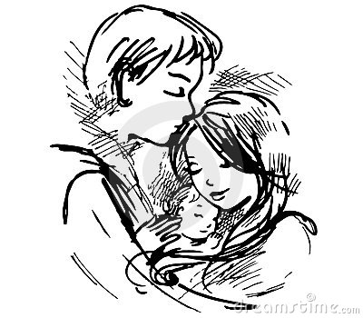 Affectionate clipart.