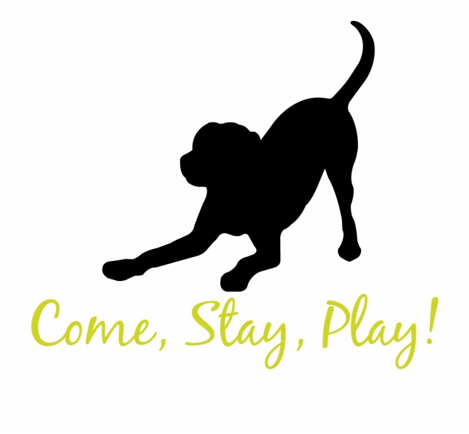 Affectionate Pet Care Dog Sitter Logo.