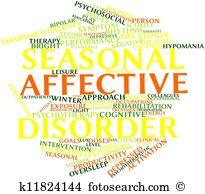 Seasonal affective disorder Illustrations and Clipart. 9 seasonal.