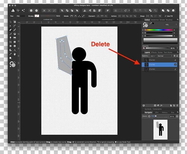 Affinity Designer Graphic Design Computer Software PNG.