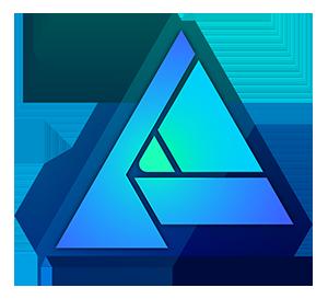Affinity Designer Logo.