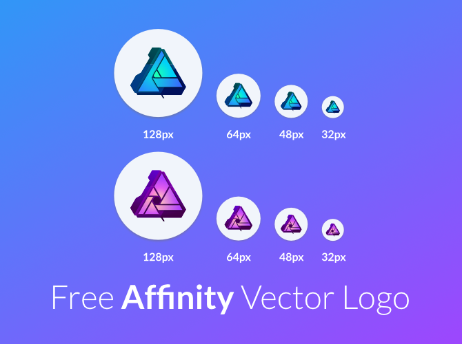 Affinity Logo Vector.