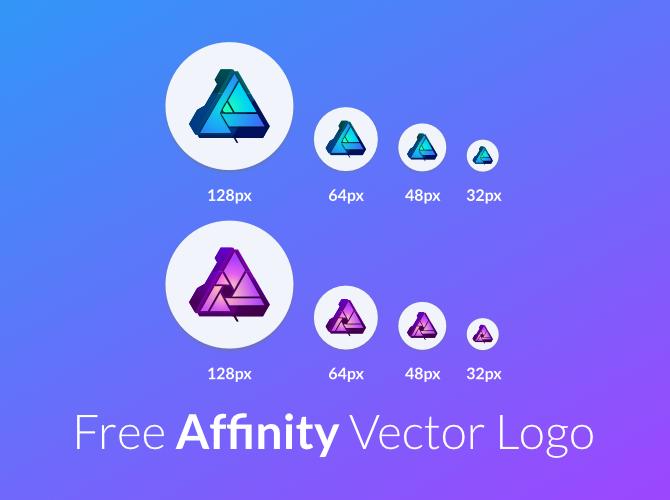 Affinity Logo Vector.