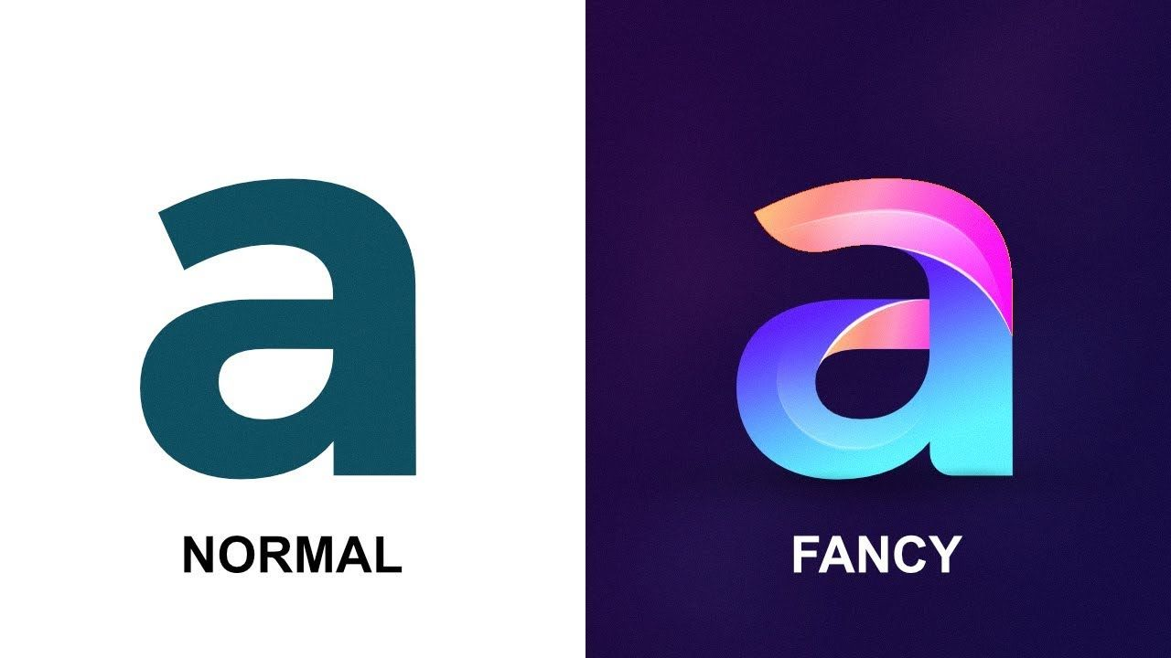 Convert Your Logo 2D To 3D Logo in Affinity Designer.