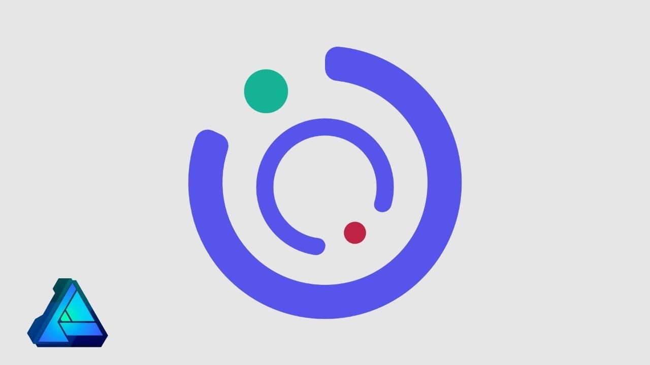 Make a Modern Logo in Affinity Designer.