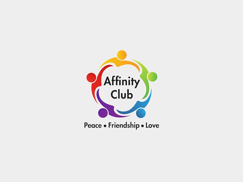 Affinity Club Logo Design by Amol Rahane on Dribbble.