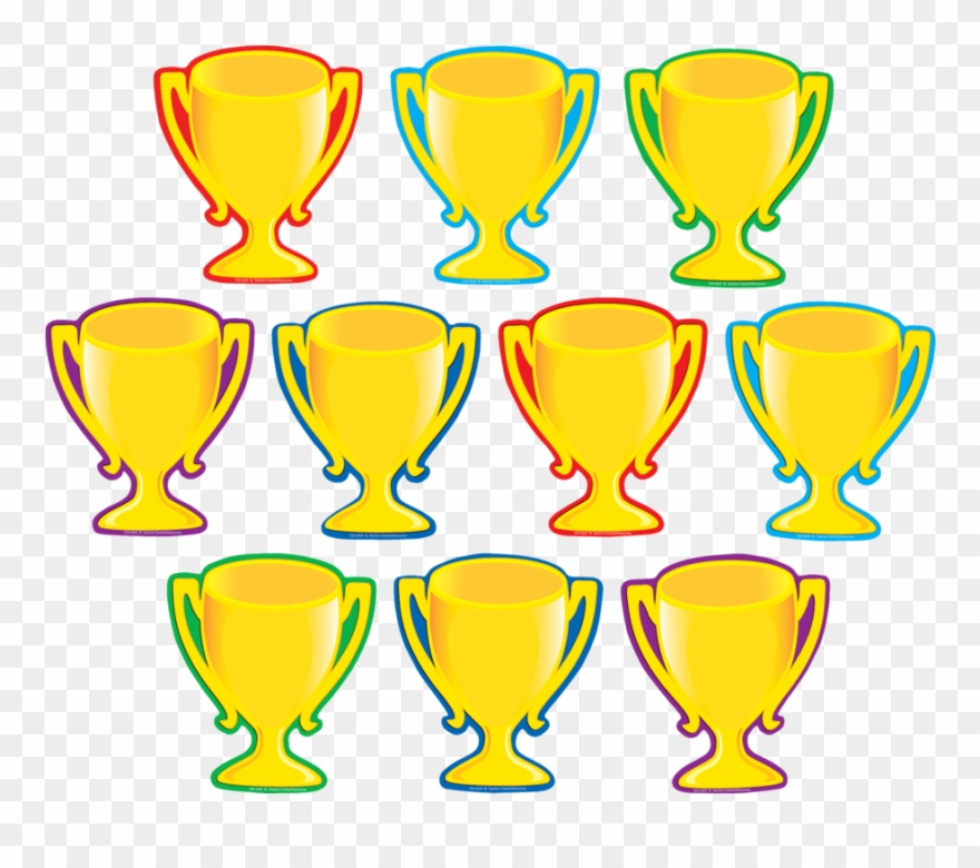 Tcr4569 Trophy Cups Accents Image.