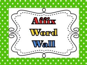 1000+ images about prefix/suffix on Pinterest.