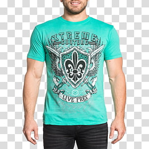 Affliction Clothing transparent background PNG cliparts free.