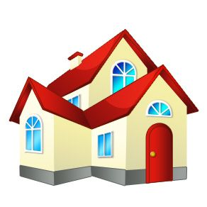House clip art free images free clipart images.