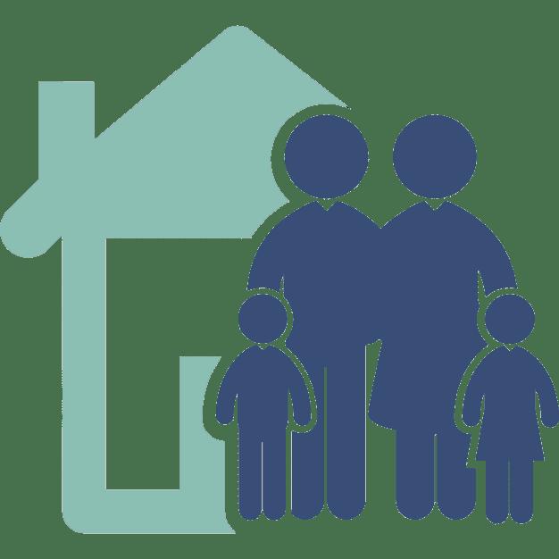 Neighborhood clipart affordable housing, Neighborhood.