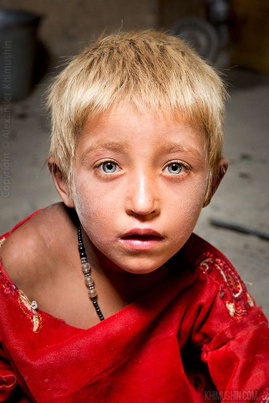 This photo of an Afghan girl I took in Wakhan Valley.