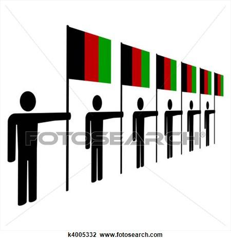 Afghani Clipart.