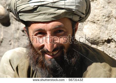 Afghan Man Stock Photos, Royalty.