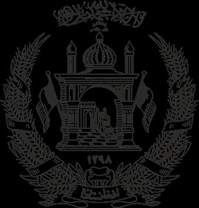 Afghanistan Flag Seal Logo Vector (.CDR) Free Download.