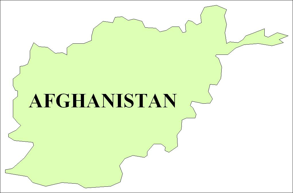 Afghanistan Clipart.