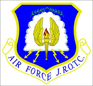 AFJROTC / Cadet Staff Chain of Command.