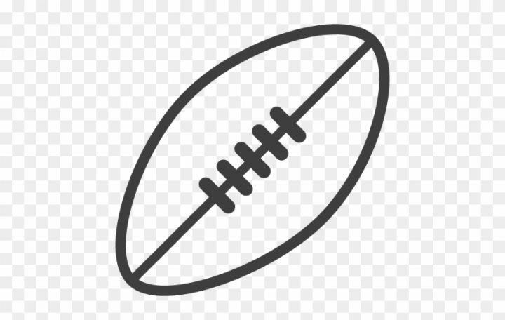 Football Black And White Afl Football Clipart Black.