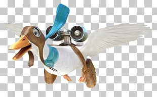 10 aflac Duck PNG cliparts for free download.