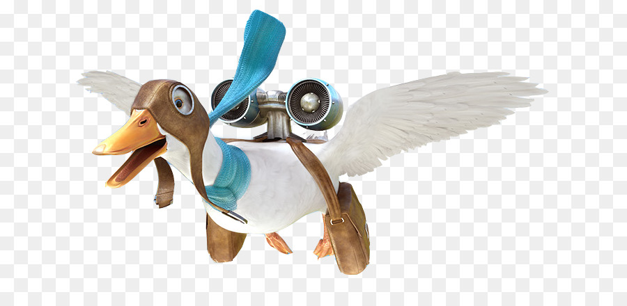 Duck Cartoon png download.