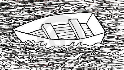 Afloat Stock Illustrations.