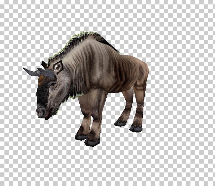 Zoo Tycoon 2: African Adventure Cattle Blue wildebeest Video.