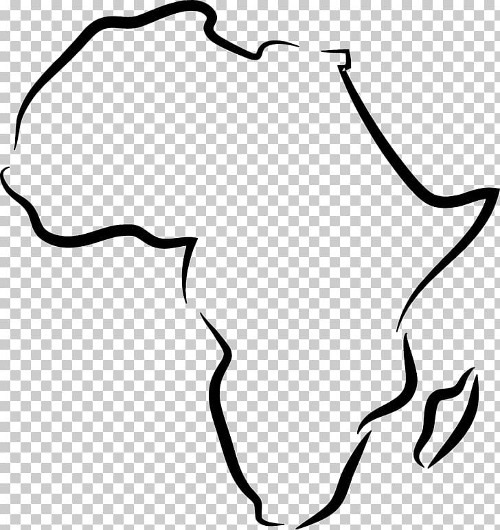South Africa North Africa East Africa , Africa s White, map.