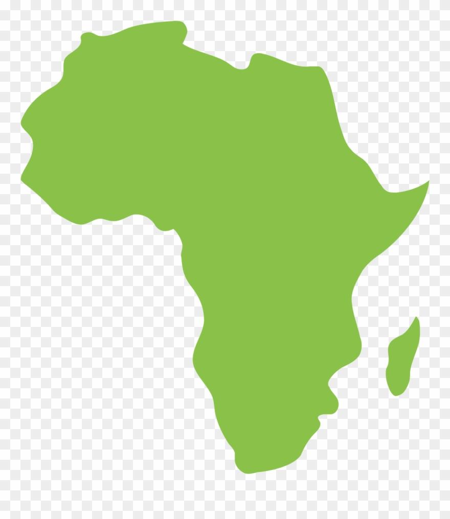 Vector Download Africa Transparent.