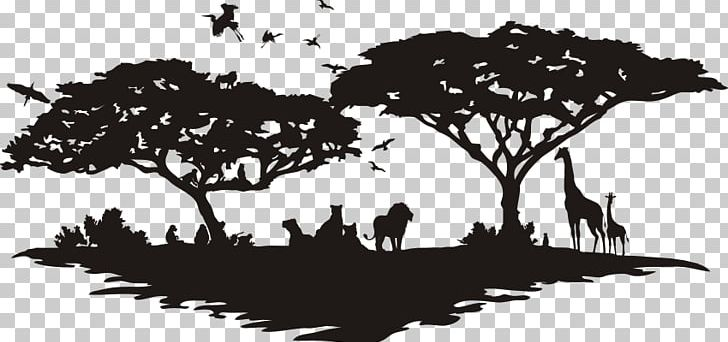 Wall Decal Sticker Africa PNG, Clipart, African, Black And.